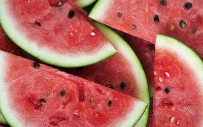 Summer quiz : la frutta di stagione di luglio